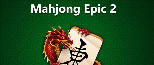 Mahjong Epic 2 - Enjoy the stunning sequel to the magnificent Mahjong Epic.