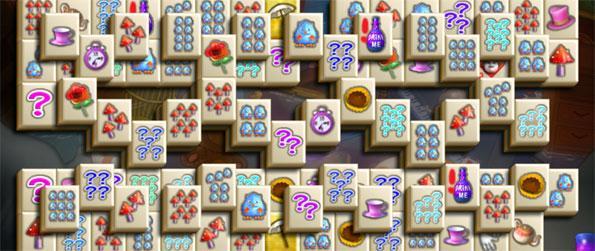 Alice's Magical Mahjong - Enjoy a fun mahjong experience with a really unique theme.