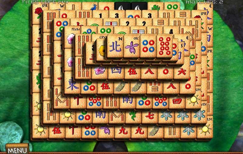 free daily mahjong