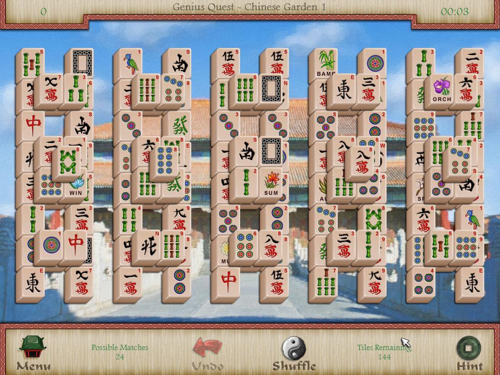 mahjongg games