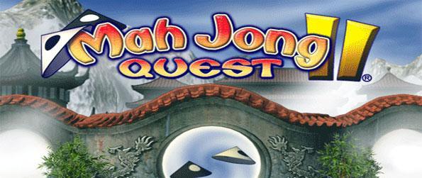 Mah Jong Quest 2 - Balance the Ying and Yang in a fun Mahjong Adventure.