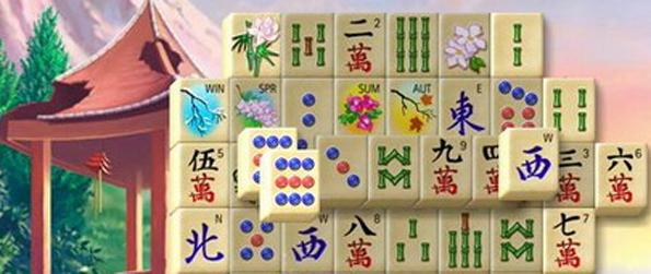 Mahjong Match - Fast paced Mahjong action in this new version of a Chinese favorite.