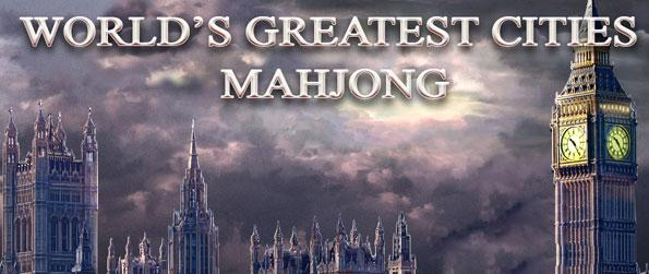 World's Greatest Cities Mahjong - Discover the top destinations across the world and enlight yourself with facts about them as you beat the Mahjong levels of the game.