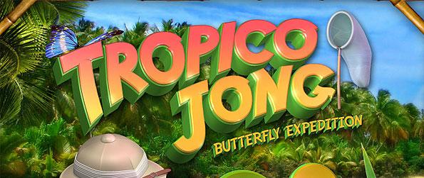 Tropico Jong: Butterfly Expedition - Take a jaunt through jungles, lush forests, and sandy white beaches as you scour for different butterfly species in this wonderful Mahjong pairing game.