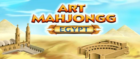 Art Mahjongg Egypt - Travel the wonders of ancient Egypt in a fun Mahjong Adventure.