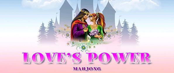 Love's Power Mahjong - Put your Mahjong skills to the test as you set out on a unique adventure saving a woman's fiance, made captive by an evil wizard.