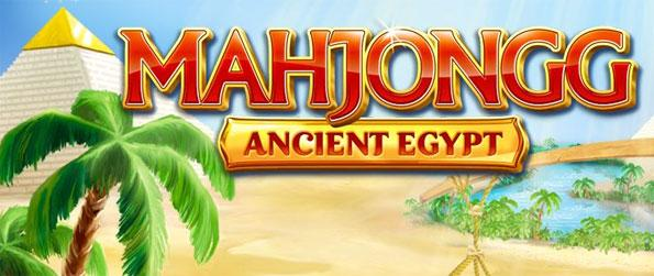 Mahjongg Ancient Egypt - Travel through archaeological sites in Egypt while you solve Mahjong-themed mysteries.