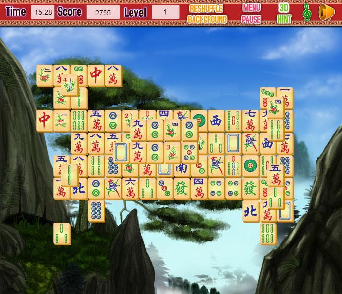 Obama Traditional Mahjong Game - YY2K.COM