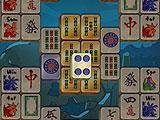 Halloween Night Mahjong Sample Layout