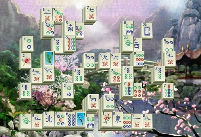 mahjong mountain