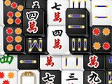 Black and White Tile Pairs in Black and White Mahjong 2