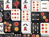 Black and White Mahjong 2 Sample Layout