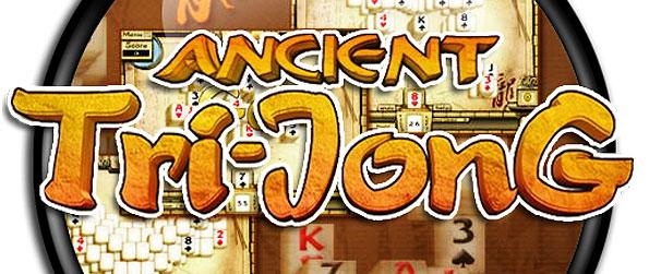 Ancient Trijong - Ancient Trijong is a pretty high quality mahjong game that's based off most of the traditional concepts of the genre but manages to add enough unique things of its own to make it feel like a distinct game.