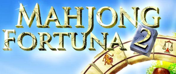 Mahjong Fortuna 2 Deluxe - Uncover your Horoscope by playing through the levels of this Mahjong game.