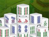 Mahjong Wonders 3D gameplay