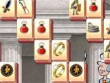 Roman Mahjong fun level