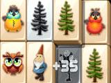 Mahjong Forest Cute Icons
