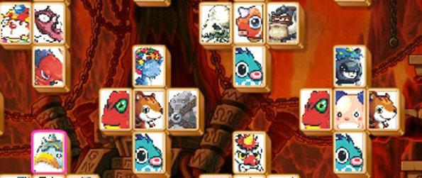 Mahjong Maple - Take on this visually simple yet highly challenging Mahjong game.