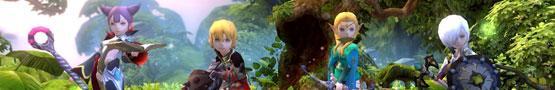 MMO náměstí - Top Fantasy MMORPGs