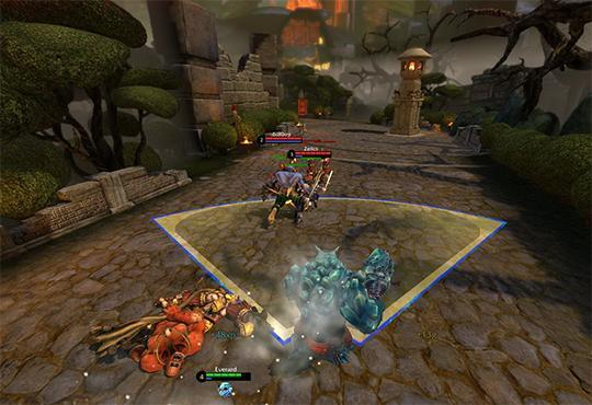 SMITE gameplay