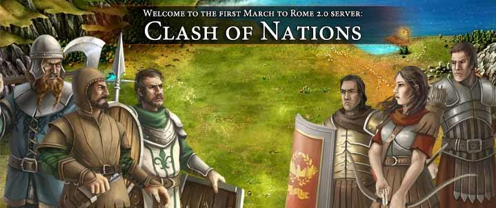 March to Rome 2.0 Released