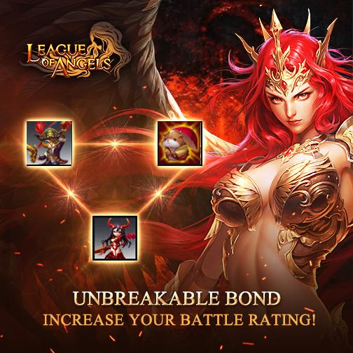 League of Angels: Unbreakable Bond Released for Fairies