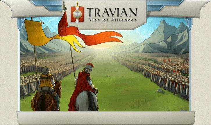 Travian: Rise of Alliances