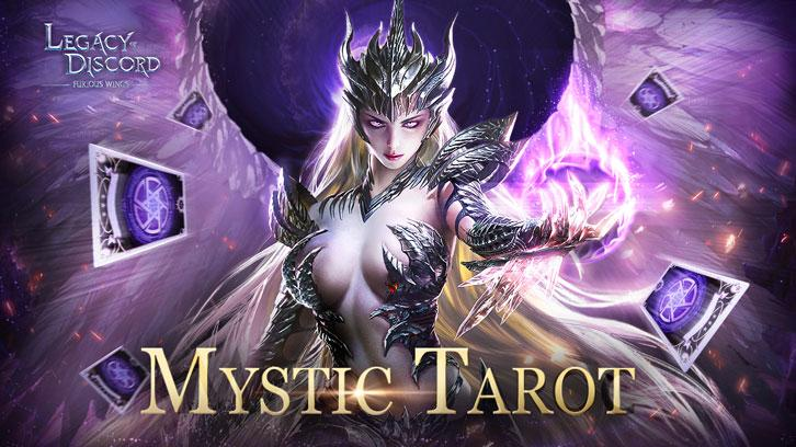Legacy of Discord: New Tarot System, Wrathwings and More Language Support