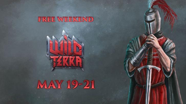 Free Weekend in the Wild Terra