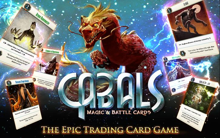 Major Changes and Update to Cabals: Magic & Battle Cards
