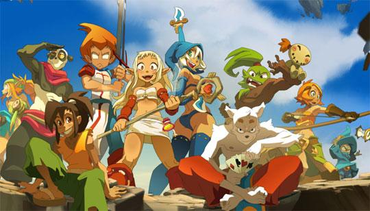 Defend your Ground in the Amazing Dofus