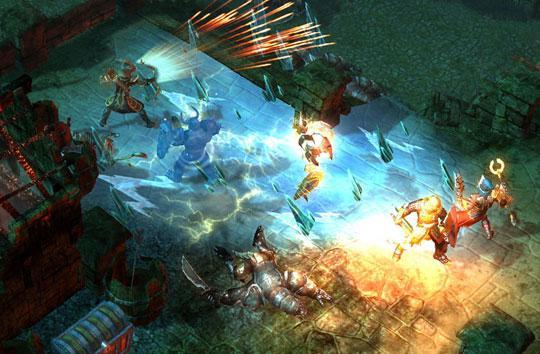 Destroy Waves of Enemies in Drakensang Online
