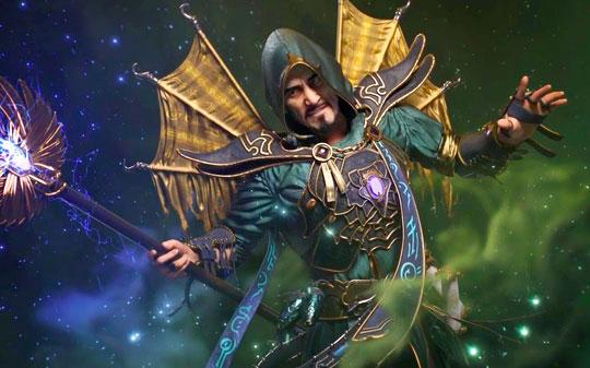 Become a Mighty Mage in Drakensang Online