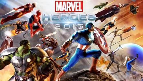 Marvel Heroes 2015 Launch