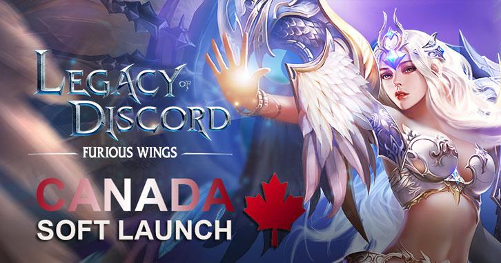 Legacy of Discord Is Now Available in Canada