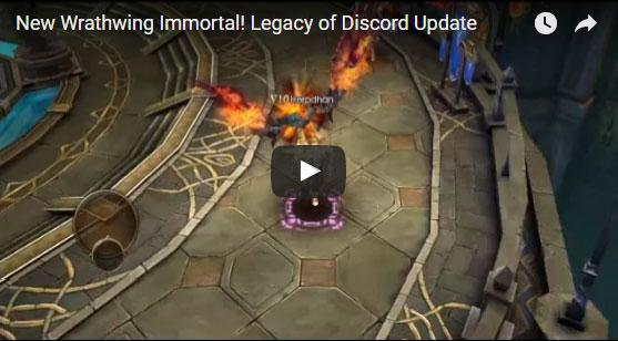 New Wrathwings Descend on Legacy of Discord