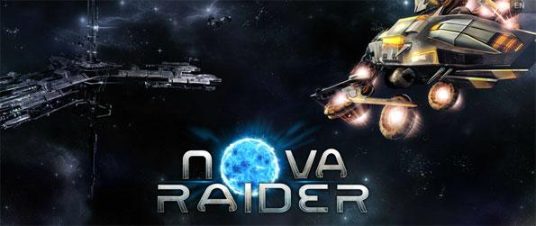 Nova Raider: Evolution - Explore space in your own spaceship in Nova Raider – Evolution.
