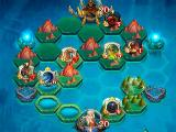 Battling in Faeria