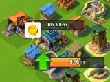 Develop your base in Boom Beach