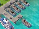 Boom Beach: Amassing your troops