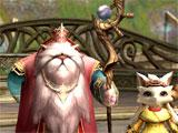 Adorable characters in Lineage II