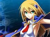 Unlocking a new character in BlazBlue: Revolution Reburning