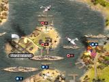 Pearl Harbor under attack in Order of Battle: World War 2