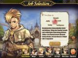Picking a first job in Ragnarok Journey