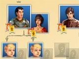 Imperial lineage in Game of Emperors