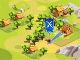 Game of Emperors: Attacking a neighboring village