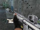 Gameplay in First Blood FPS