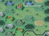 Enemy land and villages in Dominus