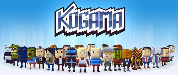 KoGaMa - Build your own world in this stunning browser based creation game.