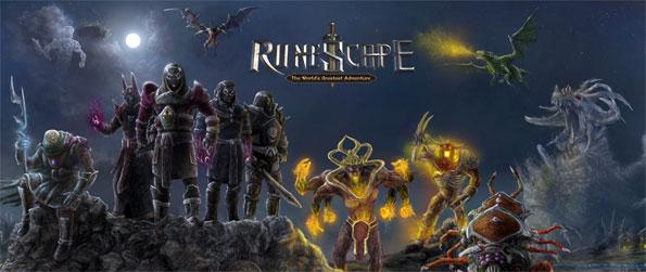 Runescape - Save the world of Gelior from the evil sweeping the land in the worlds biggest MMO Game.